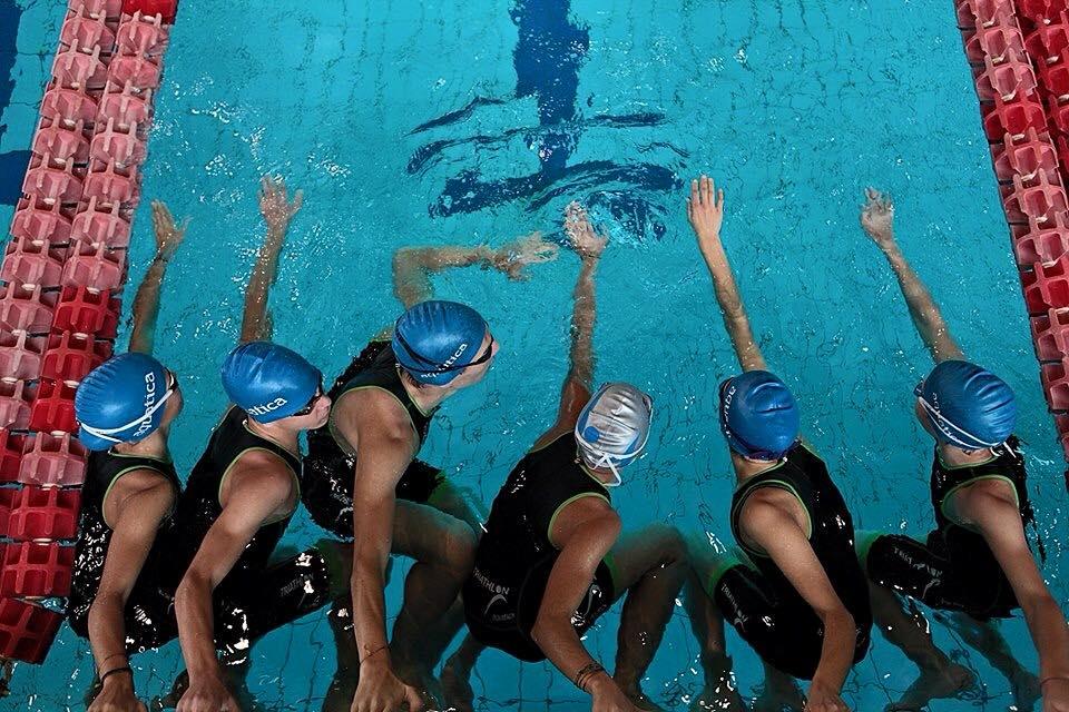 Triathlon: il week end dell'Aquatica tra raduno giovanile FITRI e Mondiali di Winter Triathlon