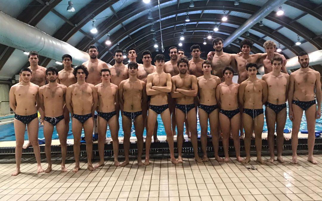 Pallanuoto: serie C maschile, l'Aquatica accoglie Borgaro nel primo derby della stagione