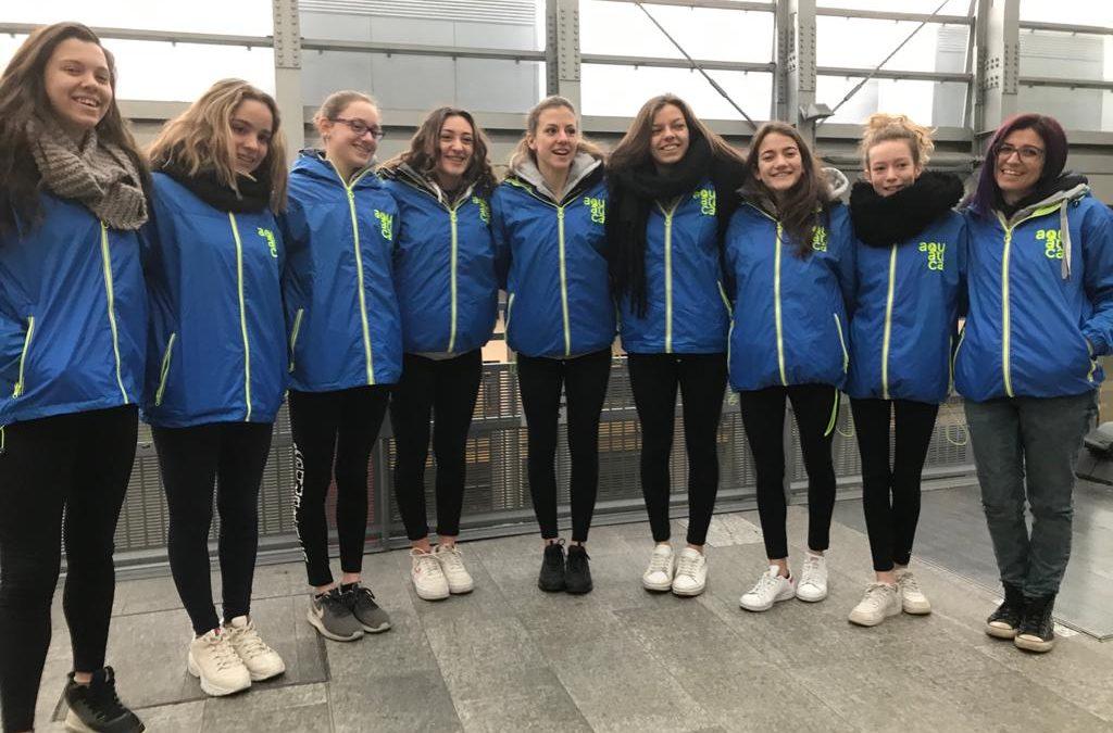 Nuoto Sincronizzato: Aquatica Torino agli Assoluti Invernali con otto atlete