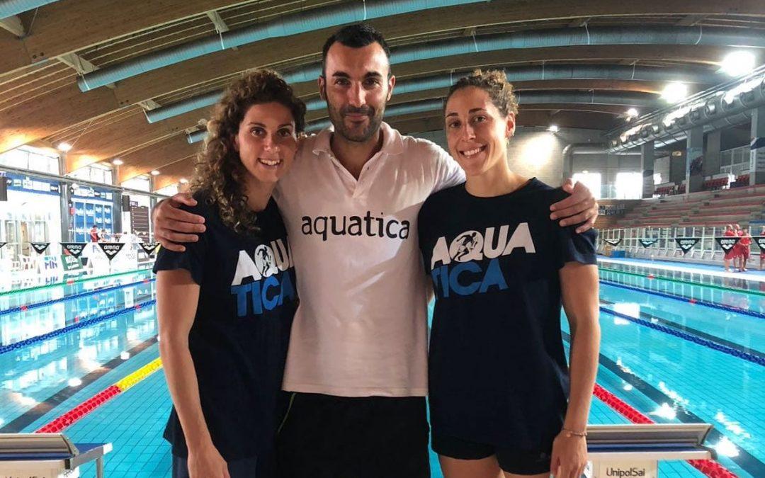 Cristina e Rossella: medaglie, record e una passione unica per il nuoto per salvamento