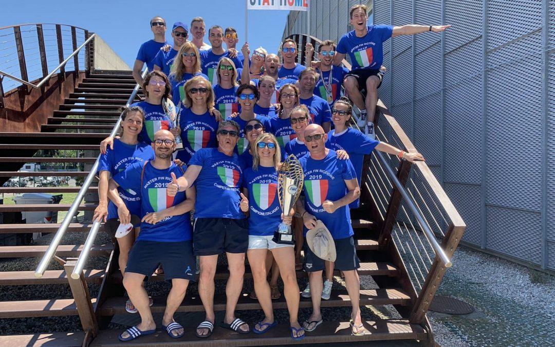 65 atleti dell'Aquatica al Campionato Regionale Master di nuoto